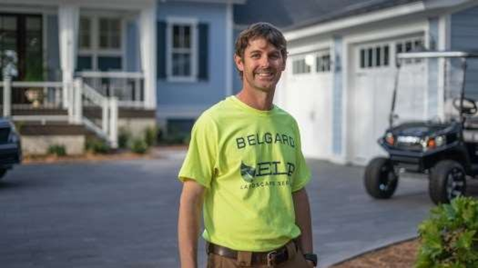 Behind the Build with the Hardscape Contractor of the HGTV® Dream Home 2020